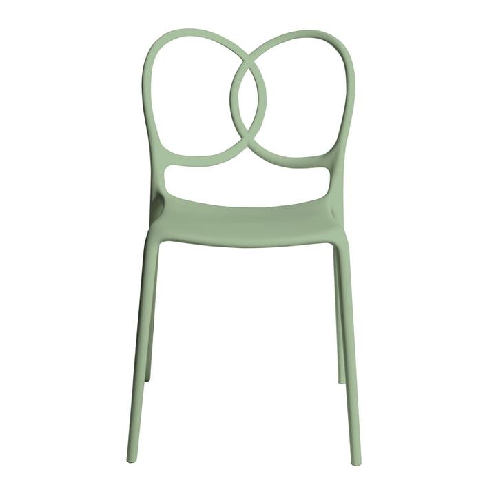 Sissi Stuhl, grün von Driade