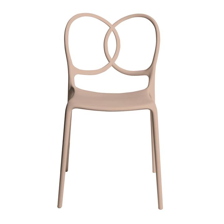 Sissi Stuhl, pastel pink von Driade