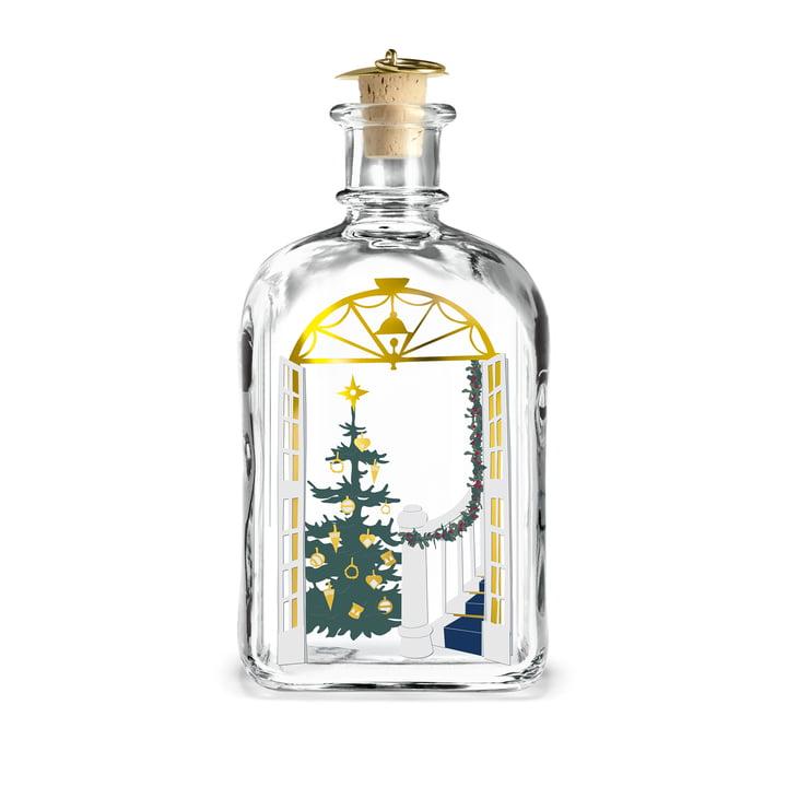 Die Weihnachtsflasche 2020 73 cl, klar von Holmegaard