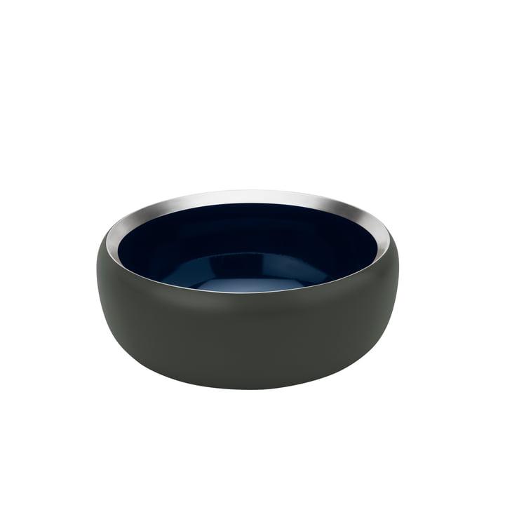 Die Ora Schale Ø 15 cm, dark forrest / midnight blue von Stelton