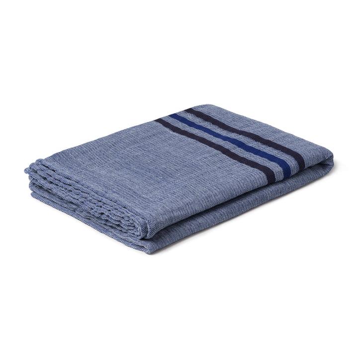 Comfort Decke, 130 x 190 cm, dunkelblau von Juna