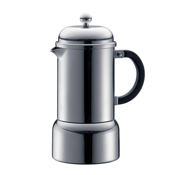 Bodum - CHAMBORD Espressokocher, 0.36l - poliert