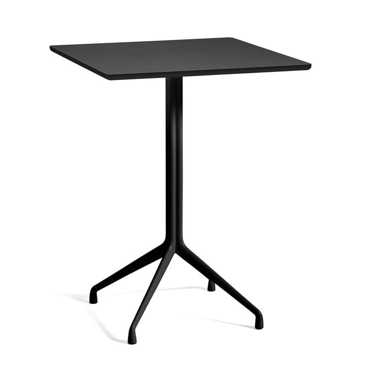 About A Table AAT 15 Stehtisch 80 x 80 cm H105 cm von Hay in schwarz