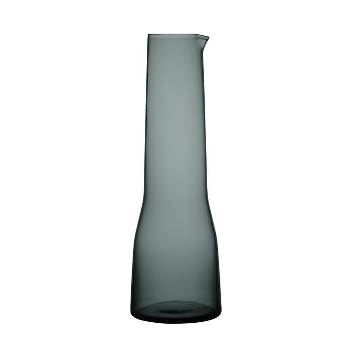 Die Essence Karaffe 1 l, dunkelgrau von Iittala