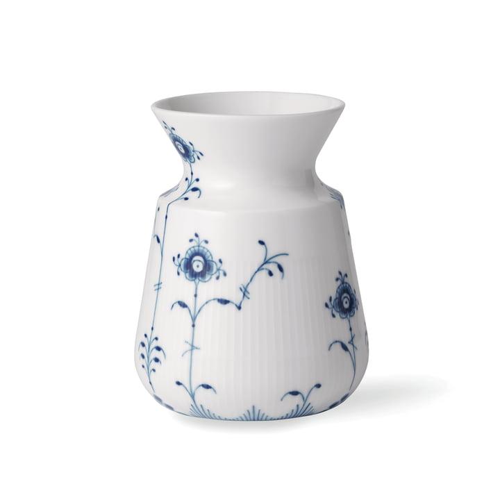 Elements Blau Vase H 13 cm von Royal Copenhagen