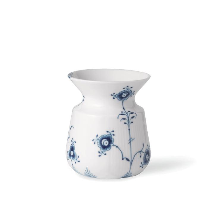 Elements Blau Vase H 10 cm von Royal Copenhagen