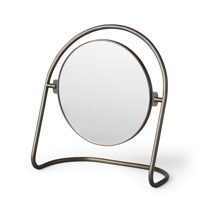 Der Nimbus Tischspiegel, Messing bronze von Menu