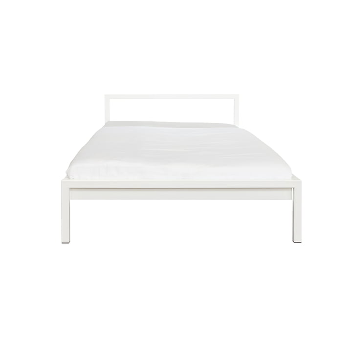 Hans Hansen - Pure Bett 100 x 200 cm, weiß