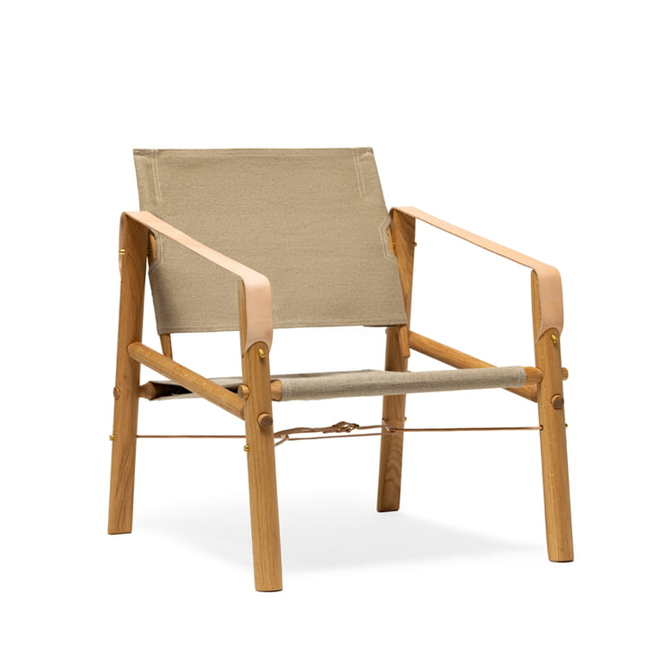 Der Nomad Chair, Eiche / natur von We Do Wood