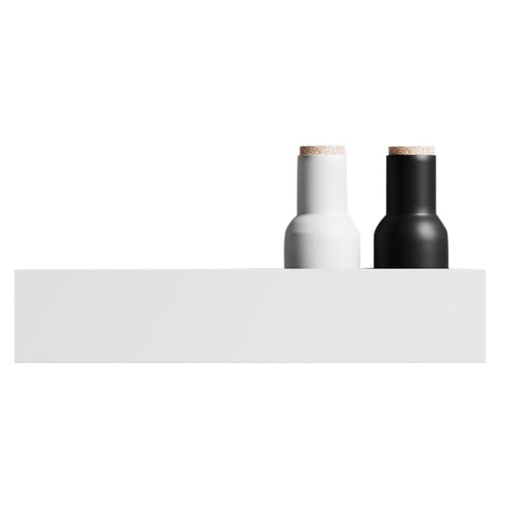 Das Wandregal U40 von Nichba Design in weiß