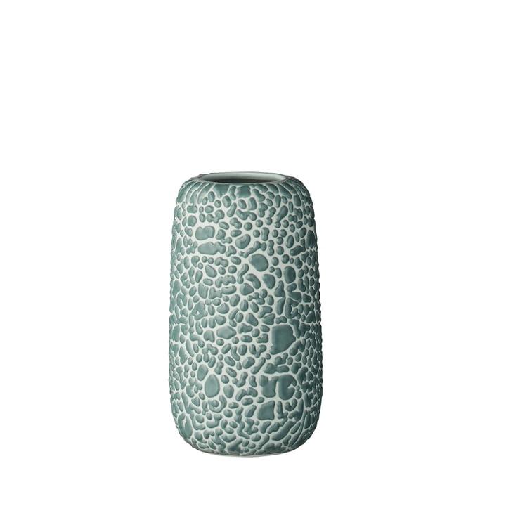 Die Gemma Vase, small, dusty green von AYTM