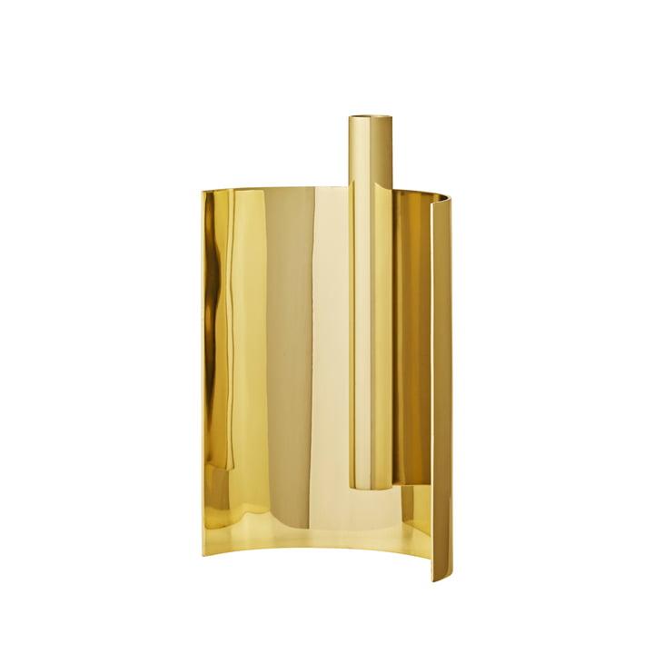 Der Asto Kerzenhalter 1, gold von AYTM