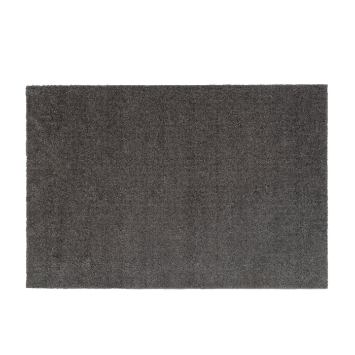 Fußmatte Unicolor stahlgrau von tica copenhagen