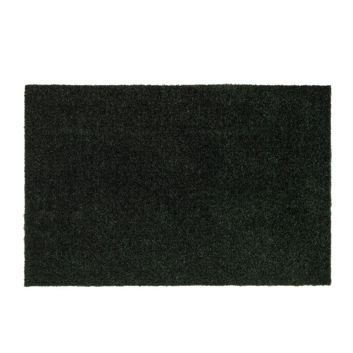 Die Fußmatte Unicolor dunkelgrün von tica copenhagen