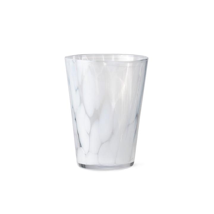 Das Casca Trinkglas von ferm Living in milk