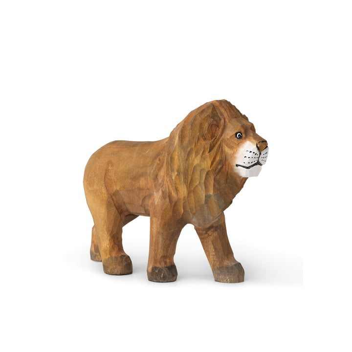 Die Animal Tierfigur von ferm Living als Löwe