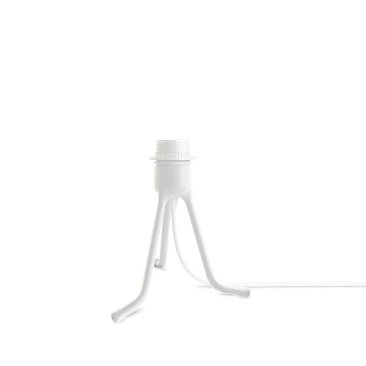 Umage - Tripod für Tischleuchten, H 18.6 cm, matt weiß