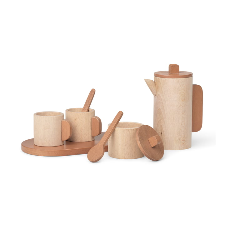 Das Toro Kinder Tee-Set von ferm Living