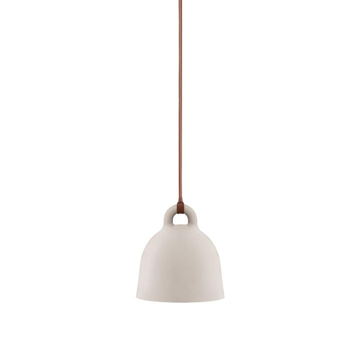 Normann Copenhagen - Bell Pendelleuchte, x-small, sand