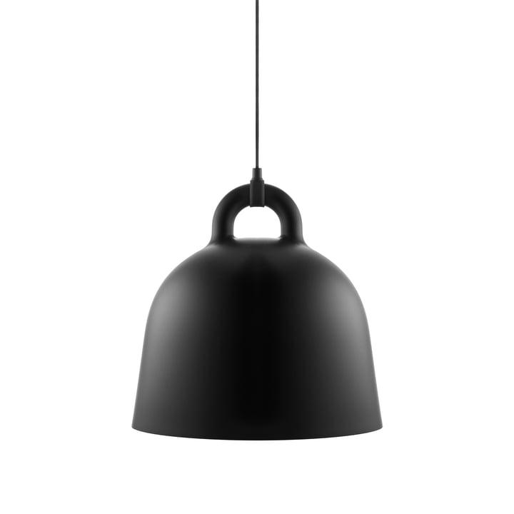 Bell Pendelleuchte von Normann Copenhagen in schwarz (medium)