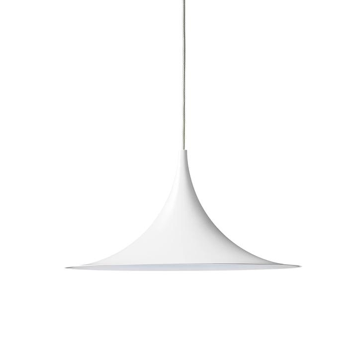 Semi Pendelleuchte Ø 30 cm von Gubi in Weiß