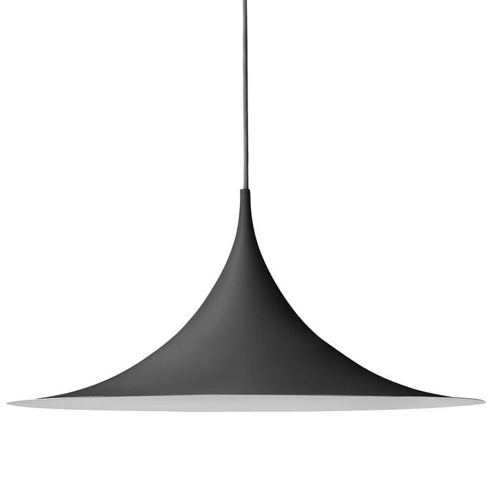 Semi Pendelleuchte Ø 30 cm von Gubi in Schwarz