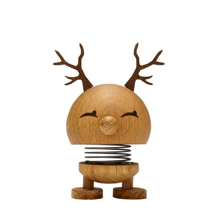 Small Reindeer Bimble, Eiche von Hoptimist