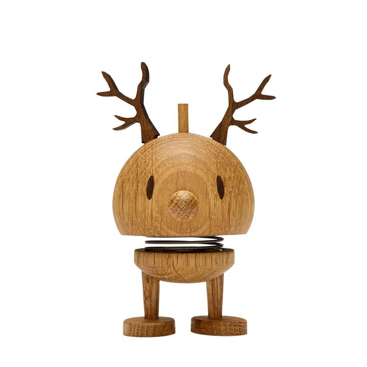 Small Reindeer Bumble, Eiche von Hoptimist