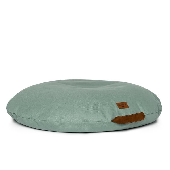 Der Sahara Kindersitzsack von Nobodinoz in eden green