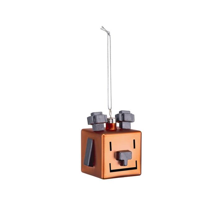 Der Dear Deer Cube Christbaumschmuck von Alessi