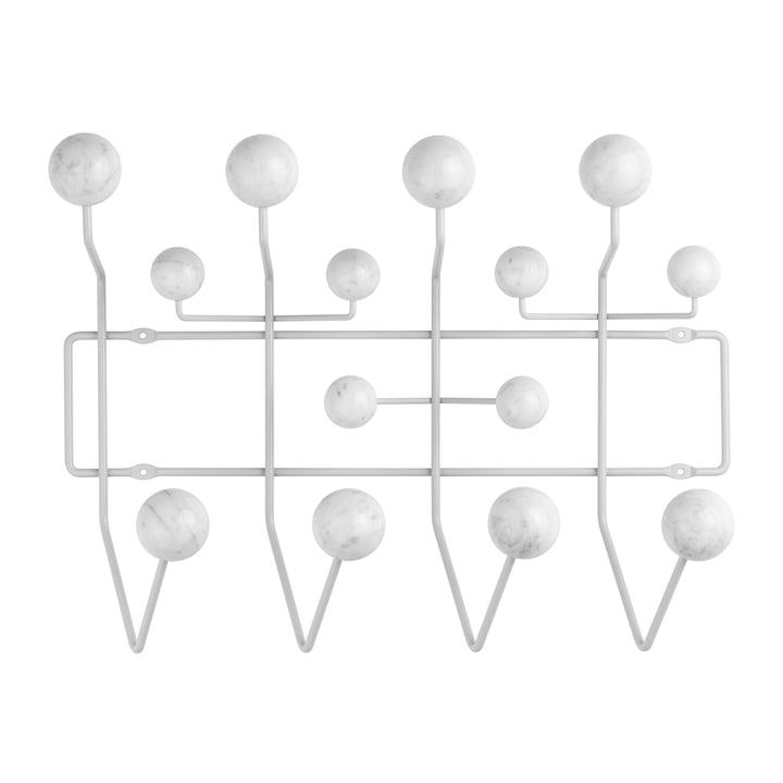 Hang it all Garderobe, Marmor / soft grey (Limited Edition) von Vitra