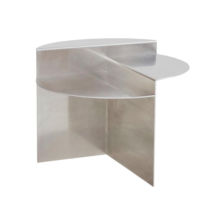 Rivet Beistelltisch, Aluminium von Frama