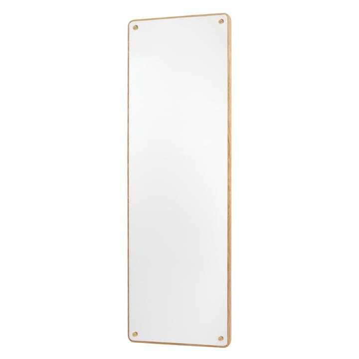 RM-1 Rectangular Spiegel H 116 cm, Eiche geölt von Frama
