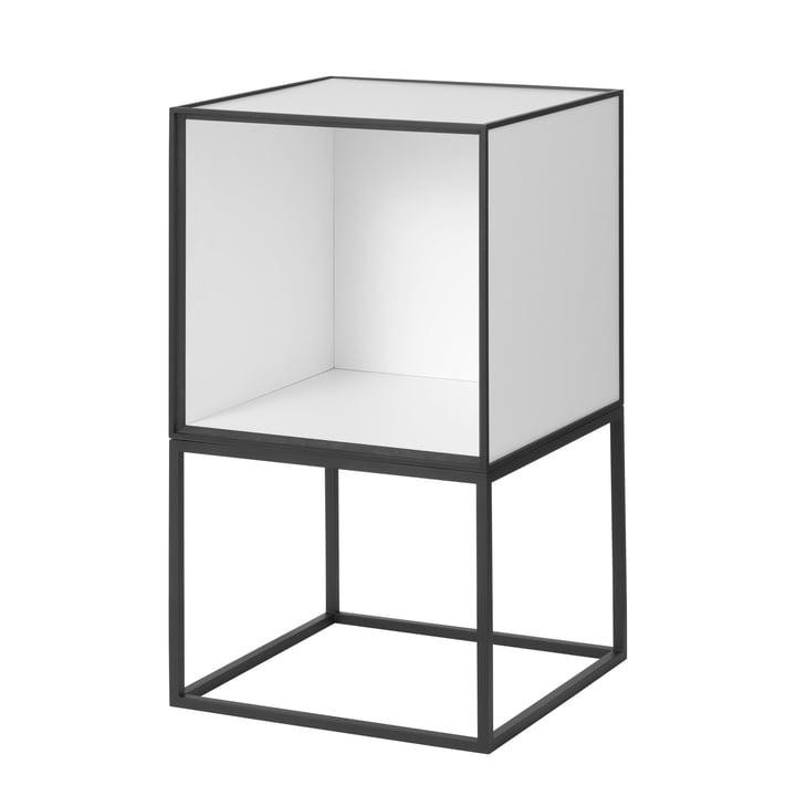 Frame Sideboard 35, weiß von by Lassen