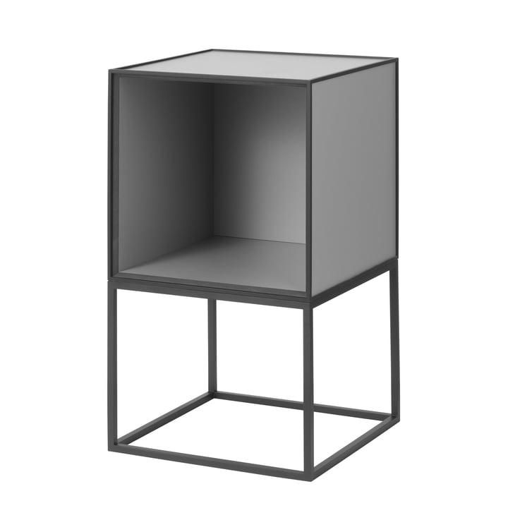 Frame Sideboard 35, dunkelgrau von by Lassen