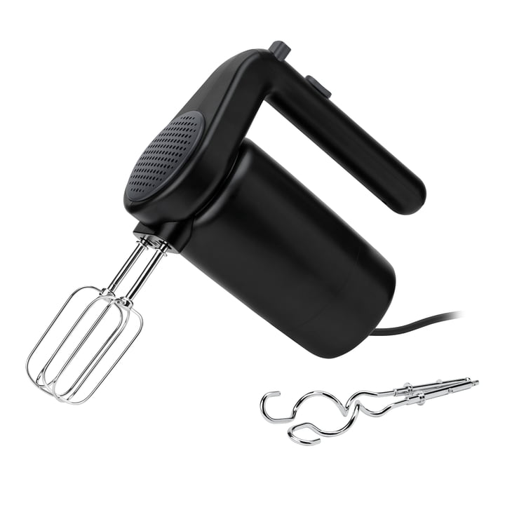 Der Foodie Handmixer von Rig-Tig by Stelton in schwarz