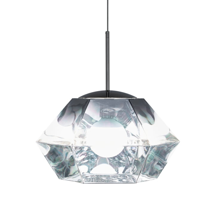 Cut Pendelleuchte von Tom Dixon in Short / Chrom