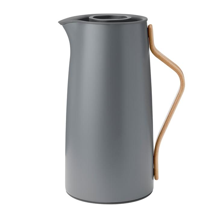 Emma Isolierkanne Kaffee 1,2 l von Stelton in matt grau