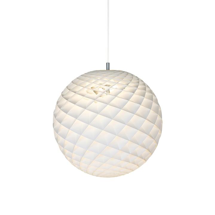 Patera Pendelleuchte Ø 60 cm von Louis Poulsen in weiß