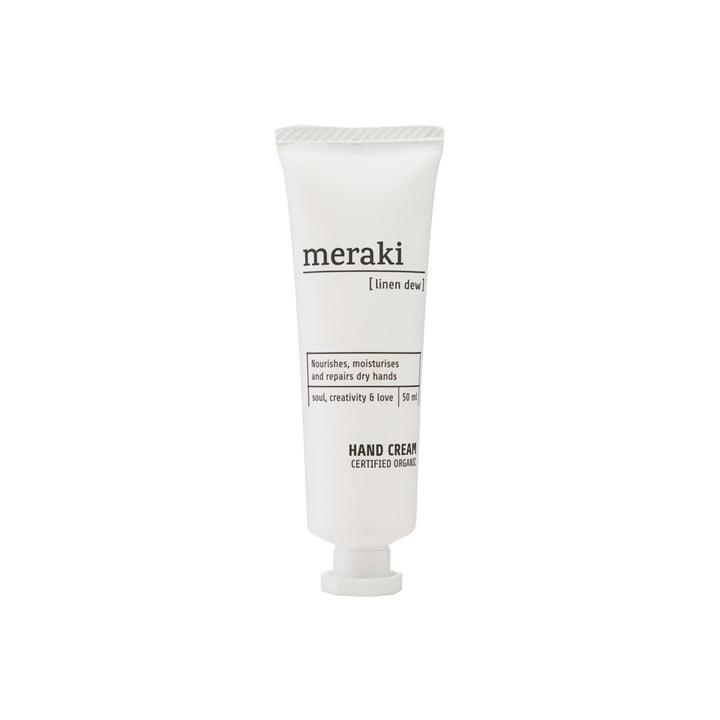 Die Handcreme Linen Dew von Meraki, 50 ml