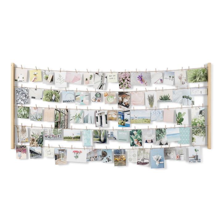 Die Hangit Fotowand von Umbra in groß, natur