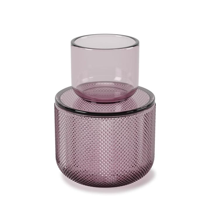 Der Allira Glas-Organizer von Umbra in medium / purple