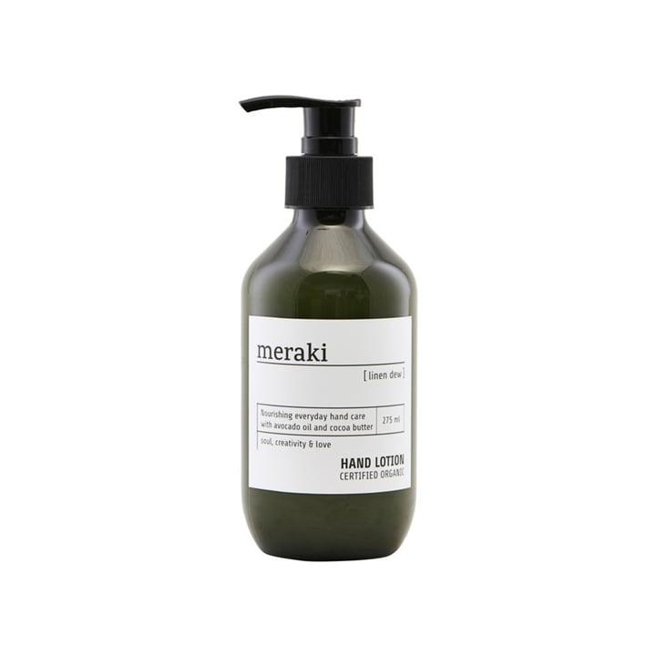 Die Handlotion Linen Dew von Meraki, 275 ml