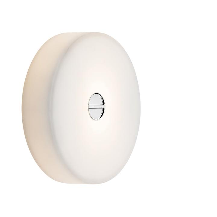 Mini Button Deckenleuchte von Flos in weiß