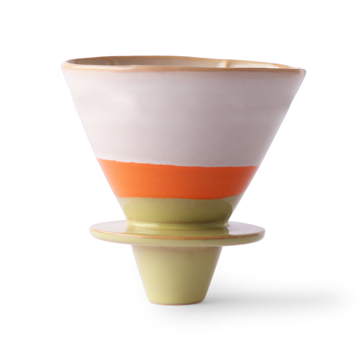 70's Kaffeefilter, mehrfarbig von HKliving