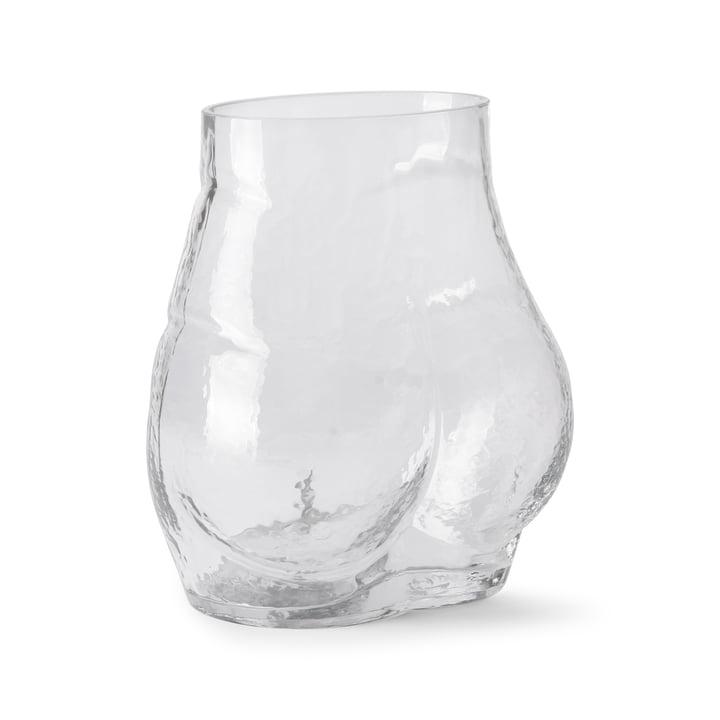 Bum Vase, klar von HKliving