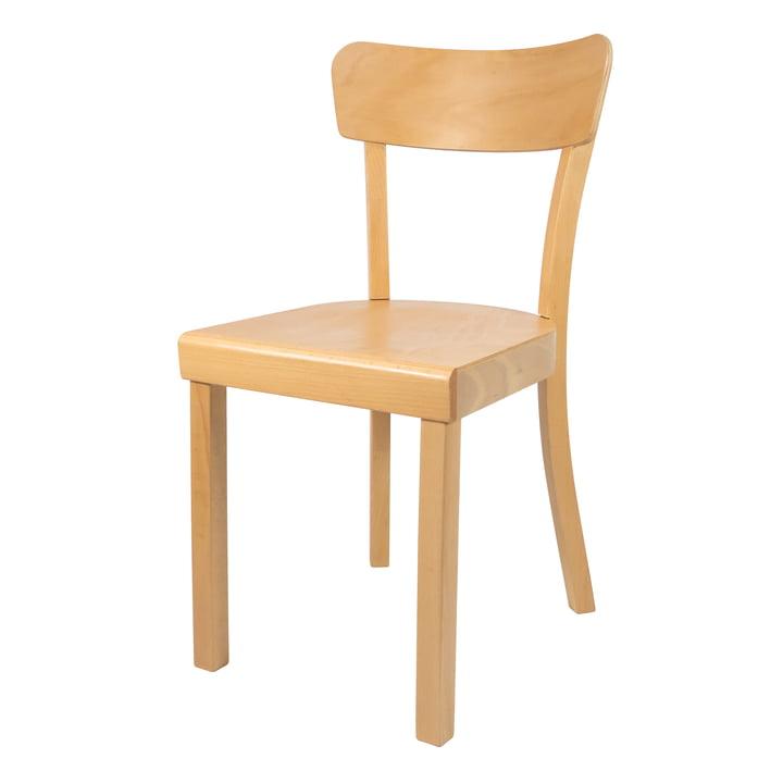 Frankfurter Stuhl in Buche Natur in matt