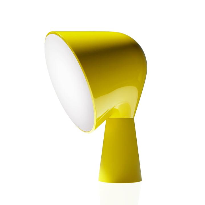 Foscarini - Binic Tischleuchte in gelb Giallo