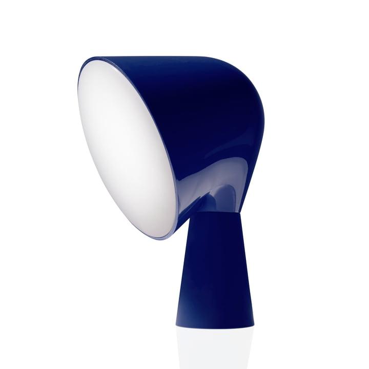 Foscarini - Binic Tischleuchte, blau