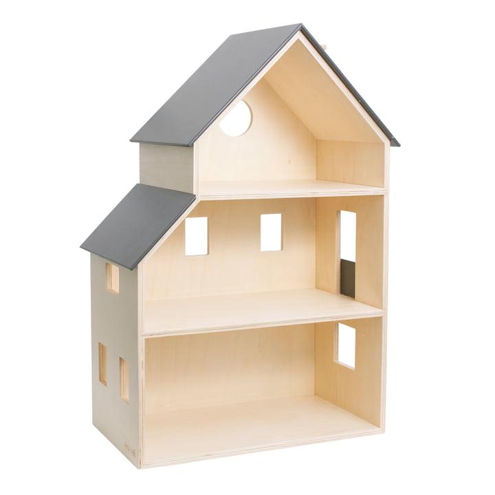 Das Holz-Puppenhaus von Sebra